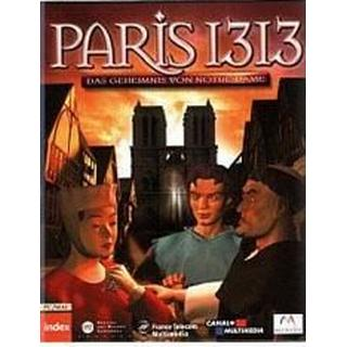 Paris 1313 - The mystery of Notre-Dame cathedral