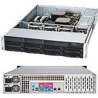 SuperMicro SC825TQ-R720LPB Server720W / Black