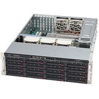 SuperMicro SC836E16-R1200B ServerBlack
