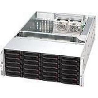 SuperMicro SC846TQ-R1200B RackMountable1200W / Black