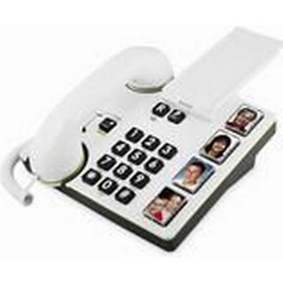 Doro MemoryPlus 319i ph White