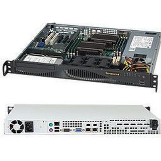SuperMicro SC512F-600B Server 600W / Black