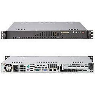SuperMicro SC512L-200B Server 200W / Black