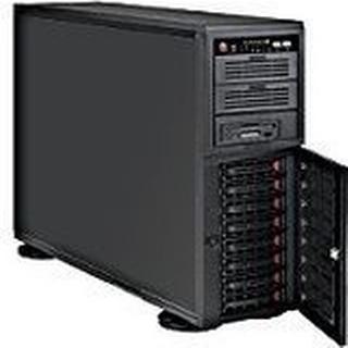 SuperMicro SC842TQ-865B Server865W / Black