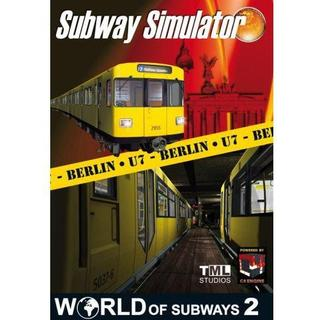 World Of Subways Vol. 2: Berlin U7