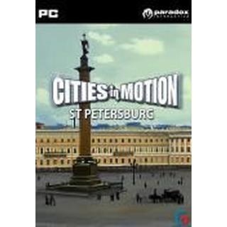 Cities in Motion: St Petersburg