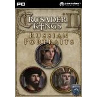 Crusader Kings 2: Russian Portraits