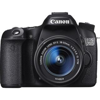 Canon EOS 70D + 18-55mm IS STM