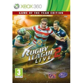 Rugby League Live 2: Game Of The Year Edition