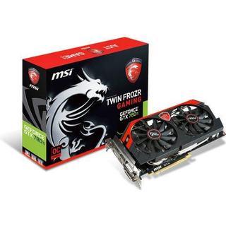 MSI GTX 780Ti Gaming 3G