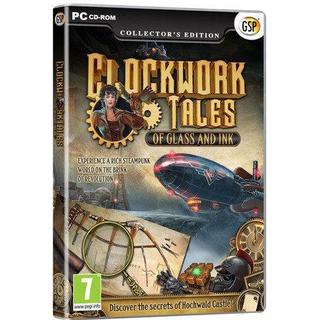 Clockwork Tales: Of Glass & Ink - Collector's Edition