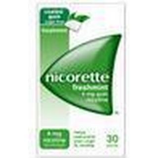 Nicorette Freshmint 4mg 30stk