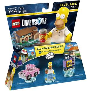 Lego Dimensions The Simpsons 71202