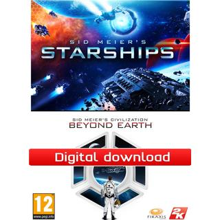 Double Pack (Sid Meier's Starships + Civilization: Beyond Earth)