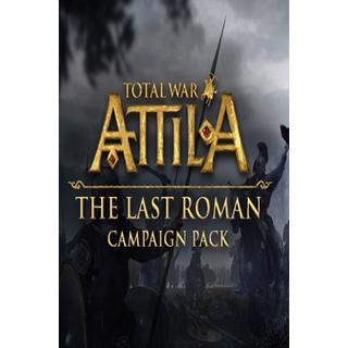 Total War: Attila - The Last Roman Campaign Pack