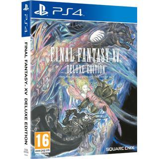 Final Fantasy 15 - Deluxe Edition
