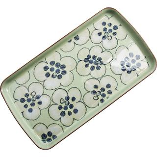 Denby Heritage Lille Rectangular Fad