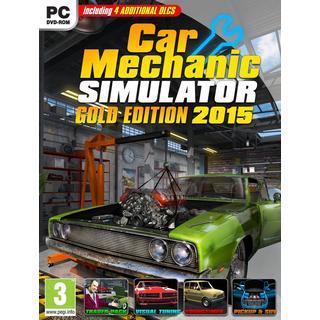 Car Mechanic Simulator 2015: Gold Edition