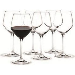Holmegaard Perfection Rødvinsglas 43 cl 6 stk