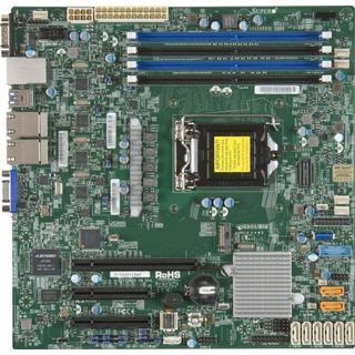 SuperMicro X11SSH-LN4F
