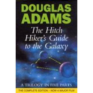 The Hitchiker's guide to the galaxy: a trilogy in five parts (Inbunden, 1995), Inbunden