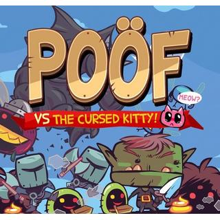 Poof vs The Cursed Kitty!