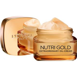 L'Oreal Paris Nutrigold Extraordinary OilCream Day Cream 50ml