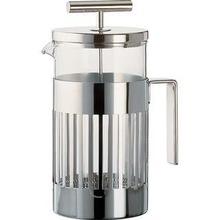 Alessi Press Filter Coffee Maker 8 Kopper