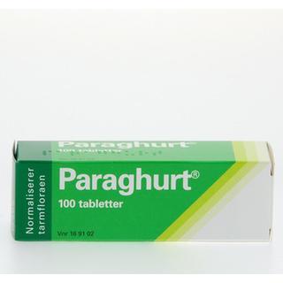 Paraghurt 100stk
