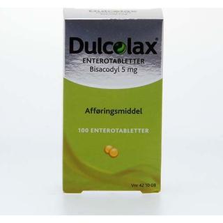 Dulcolax 5mg 100stk