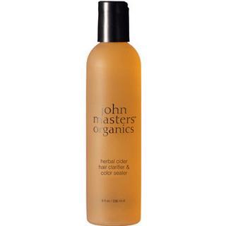 John Masters Organics Herbal Cider Hair Clarifier & Color Sealer 236ml