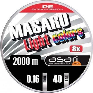 Asari Masaru Light Colors 0.14mm 2000m
