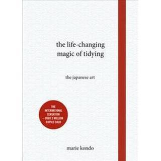 The Life-Changing Magic of Tidying (Inbunden, 2015), Inbunden