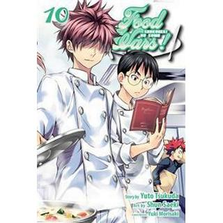Food Wars! (Häftad, 2016), Häftad