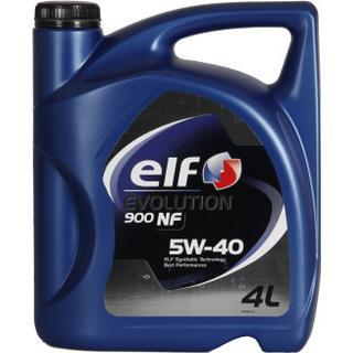 Elf Evolution 900 NF 5W-40 4L Motorolie