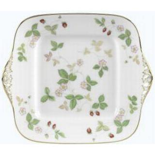 Wedgwood Wild Strawberry Desserttallerken 27 cm