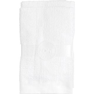 Zone Classic Badehåndklæde Hvid (70x140cm)