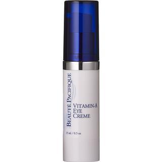 Beauté Pacifique Vitamin A Anti-Wrinkle Eye Creme Pump 15ml