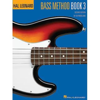 Hal Leonard Bass Method Book 3 Second Edition