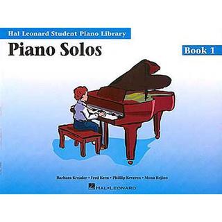 Hal Leonard Piano Solos Book 1