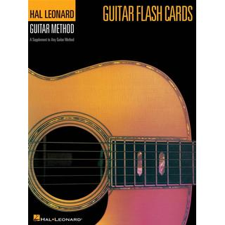Hal Leonard Guitar Flash Cards