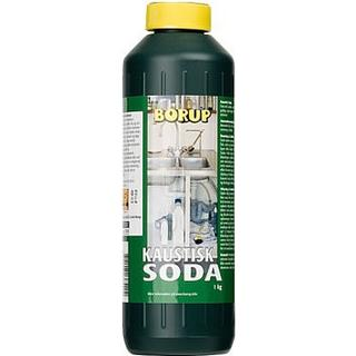 Borup Drain Cleaner Caustic Soda 1kg