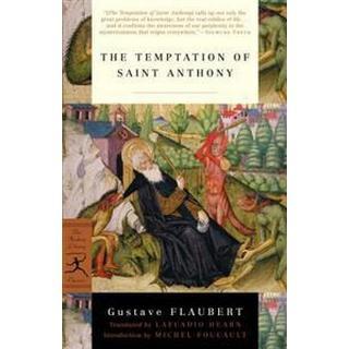 The Temptation of Saint Anthony (Häftad, 2002), Häftad