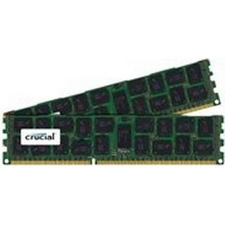 Crucial DDR3 1600MHz 2x8GB ECC Reg (CT2K8G3ERSLD8160B)