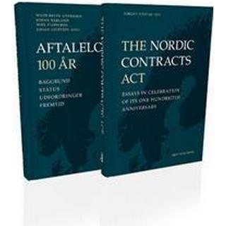 Aftaleloven 100 år-The Nordic Contracts Acts (Övrigt format, 2015)