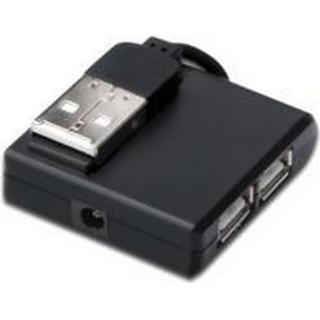 MicroConnect MC-USB2.0HUB4P