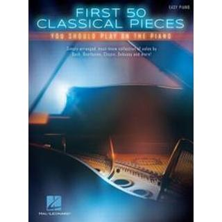First 50 Classical Pieces You Should Play on the Piano (Pocket, 2015), Pocket