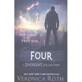 Divergent Series Box Set (Books 1-4) (Häftad, 2016), Häftad