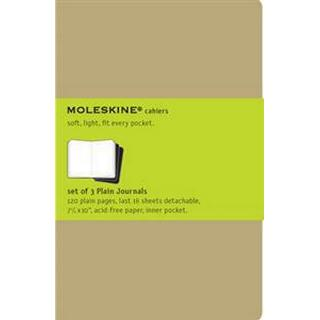 Moleskine Cahiers Plain Journals (Pocket, 2008), Pocket