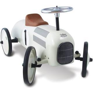 Vilac White Metal Car 1102